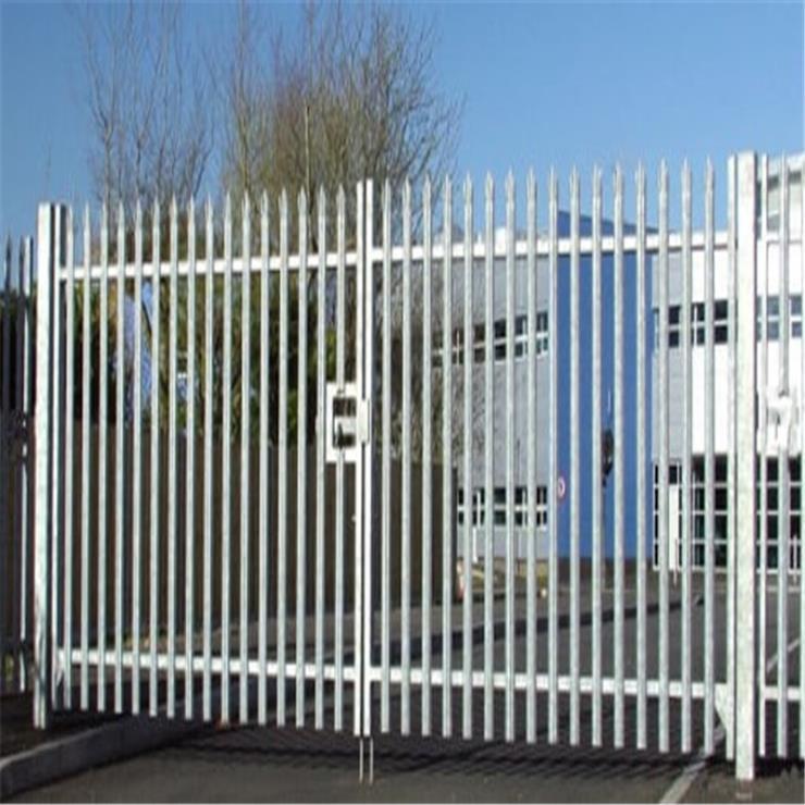 厂家长期供应欧式护栏palisade护栏小区围栏尖桩护栏