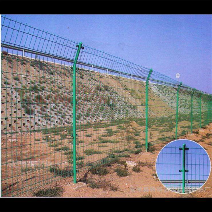 铁路双边护栏网