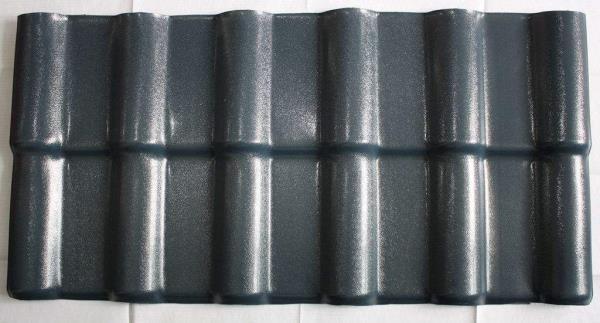 文山麻栗坡合成树脂瓦3mm厚,云南ASA树脂瓦