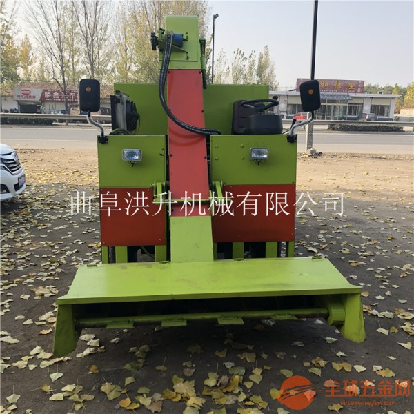 柴油牛场粪便运输车 规模化养殖场清粪车 运输一体机