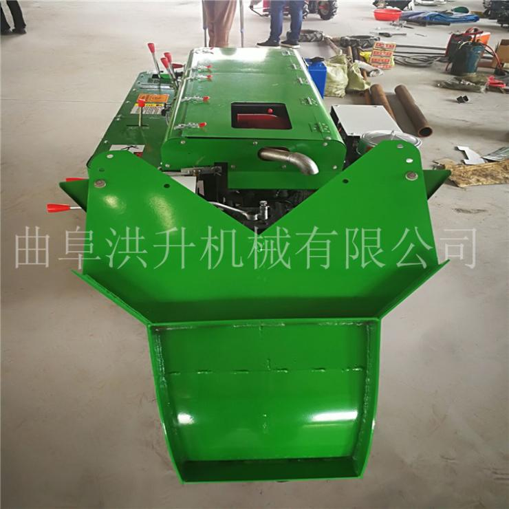 農用履帶式開溝機多功能施肥回填機
