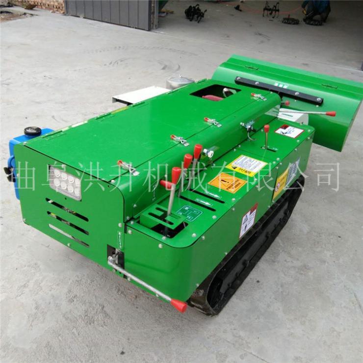 自走式设计青储5米取料车移动式青贮车取草机