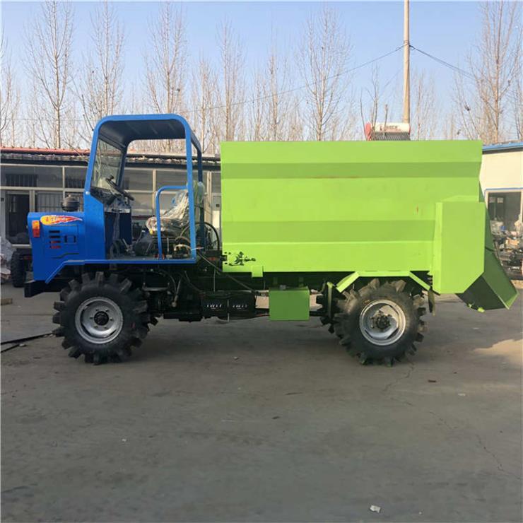 珠海节能型撒料车规格柴油动力撒料车