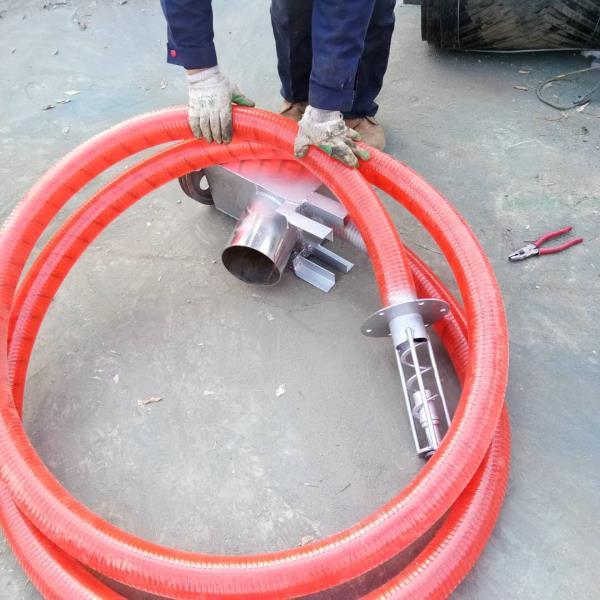 车载式软管抽粮机车载式吸粮机厂家 软管吸粮机