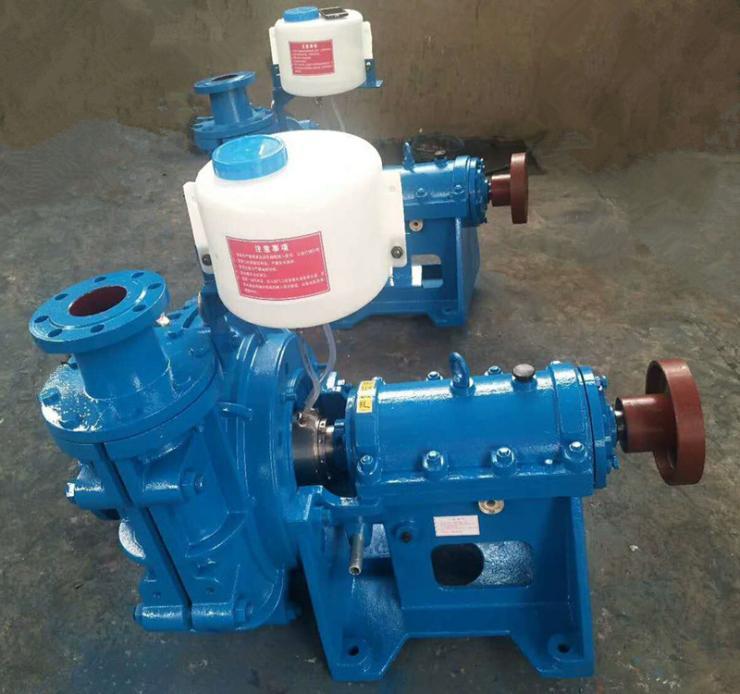 留庄14/12ST-AH选矿厂渣浆泵洗沙机配套渣浆泵