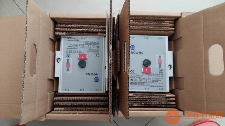 罗克韦尔AB低压接触器100-E116ED11