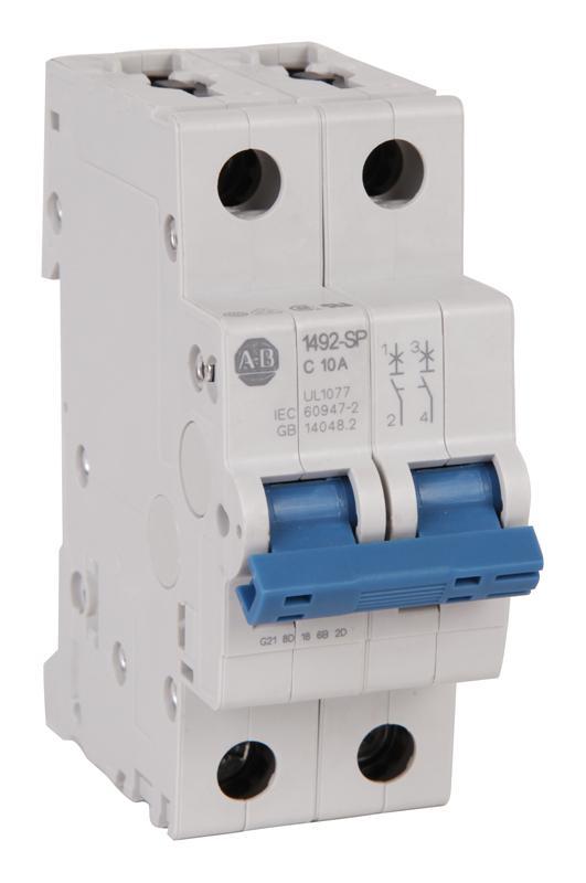 艾伦-布拉德利电路保护断路器1492-SPM1D300