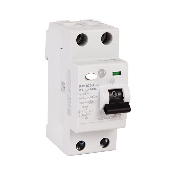 罗克韦尔AB电流断路器1492-RCDA2A40