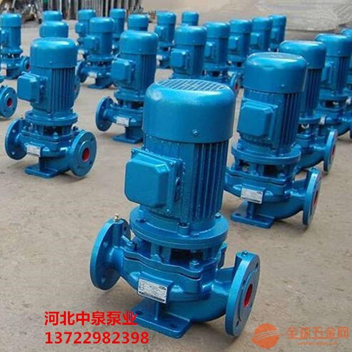 秦皇岛昌黎农田灌溉泵A25mm口径管道泵A参数表示