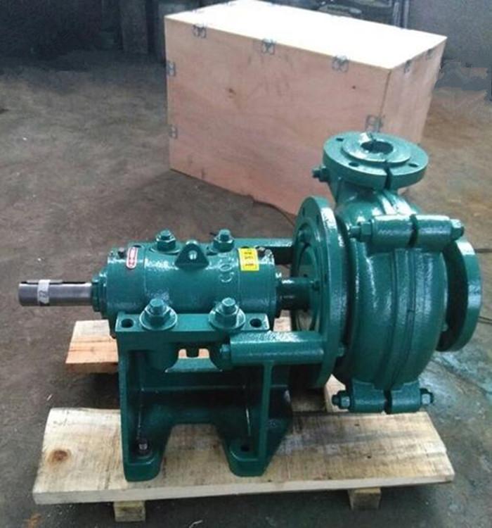 东洪4/3D-AHR高铬合金渣浆泵泡沫泵