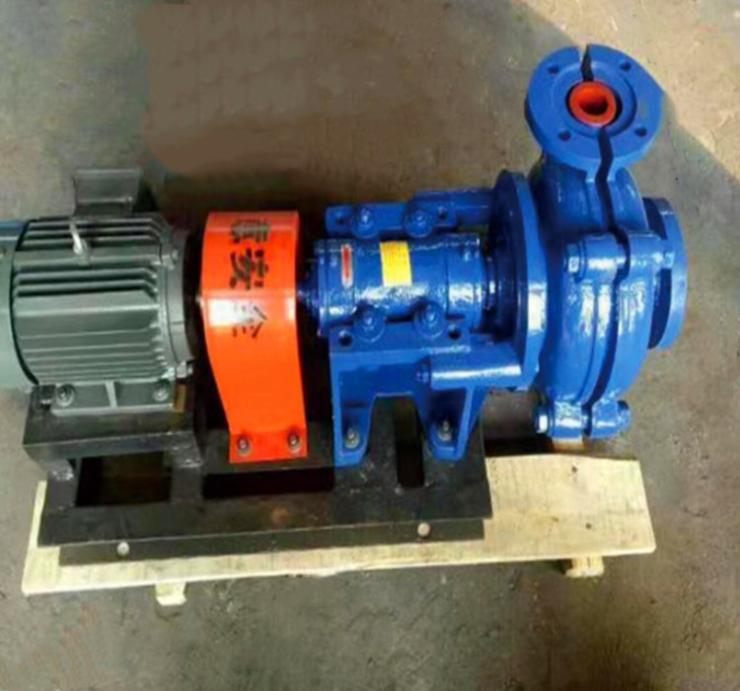离心渣浆泵宜春上高16/14AHR渣浆泵进口16寸厂家供货