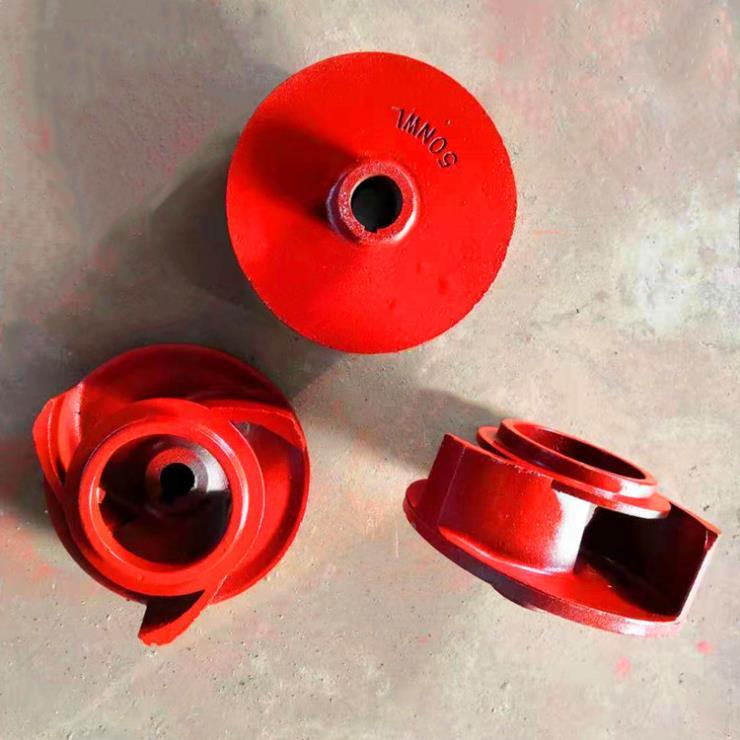 离心抽水泵叶轮吸入口直径泵配件@平和离心抽水泵叶轮@耐磨铸铁叶轮