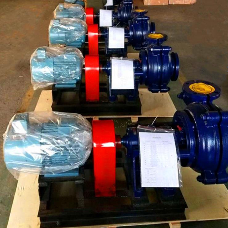 山东沂源污泥渣浆泵副叶轮+冶炼矿渣浆泵