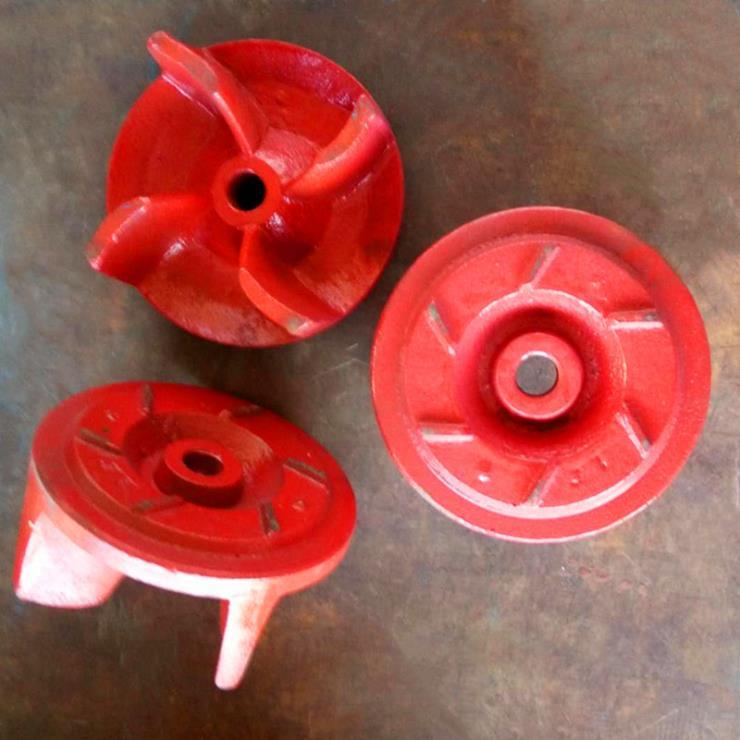 离心水泵叶轮直径160毫米v灌云水泵配件厂家