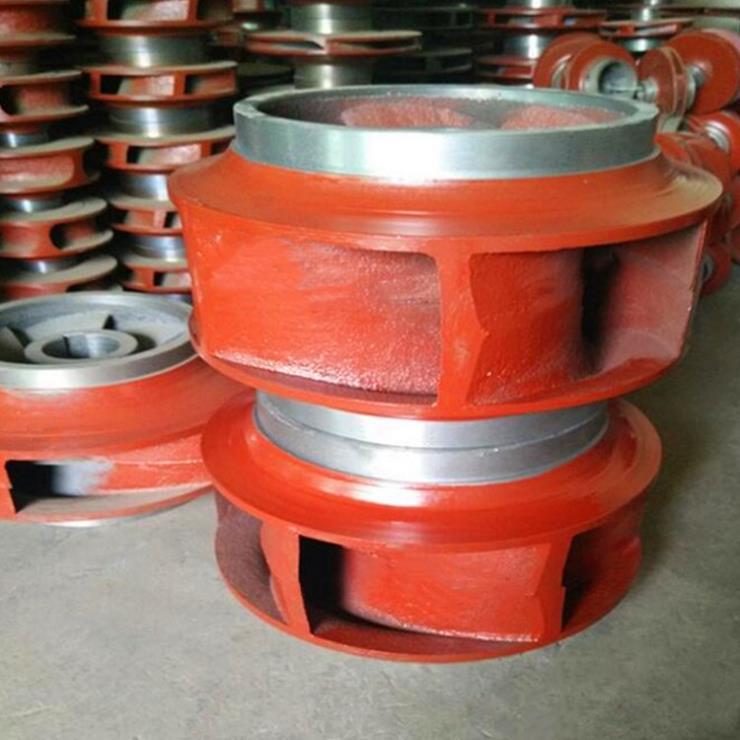 污水泵泵叶轮直径162毫米v龙湖水泵配件价格
