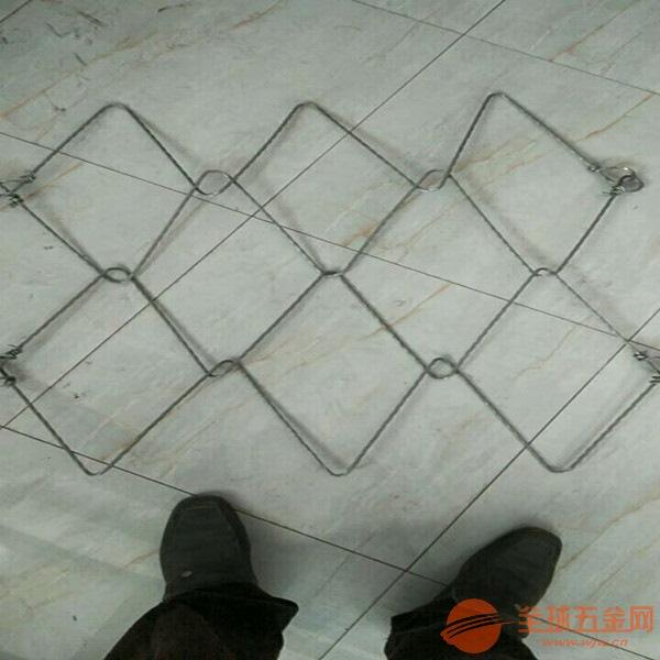 钛克网厂家直销GPS2刚性主动边坡防护网