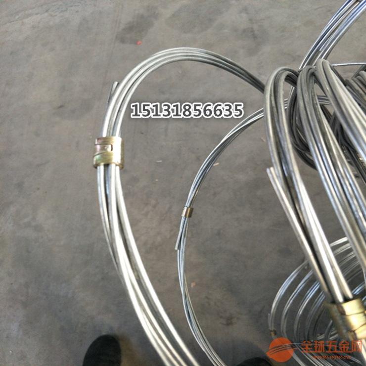 环形钢丝绳格栅防护网厂家直销