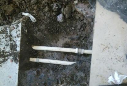 太原漪汾街修水管软管漏水