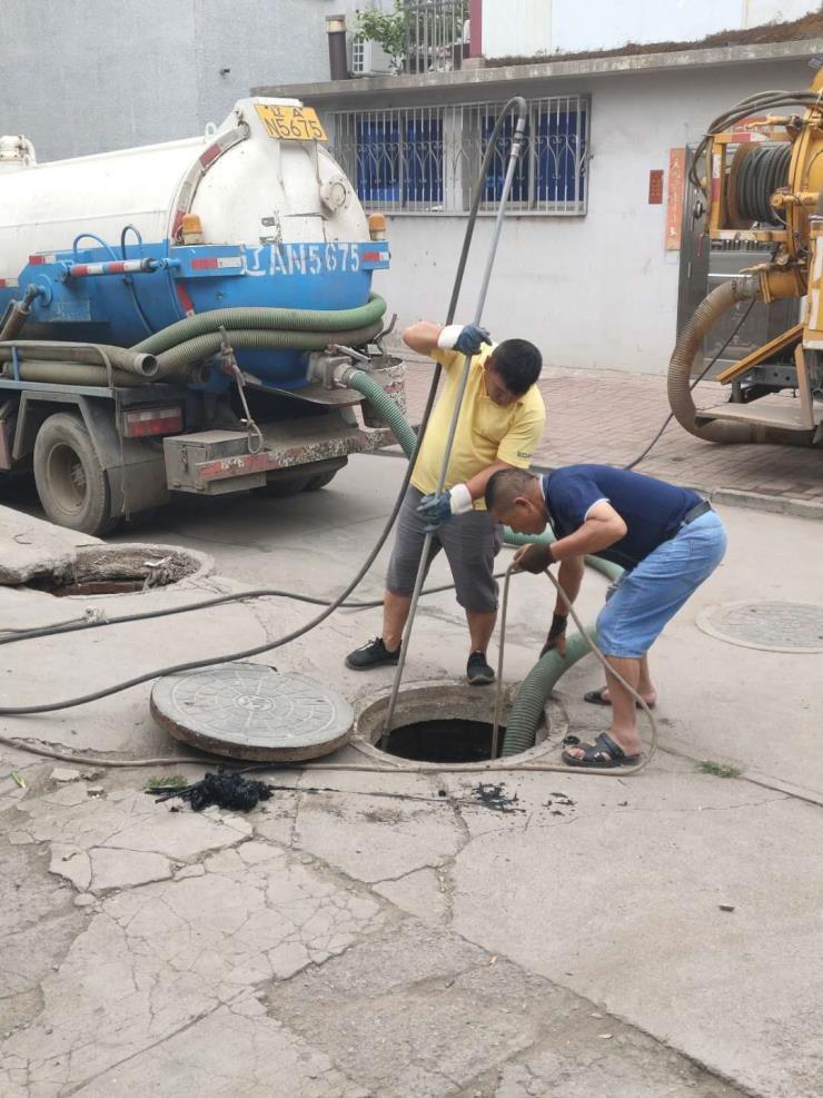 长风西街专业化粪池清理服务公司