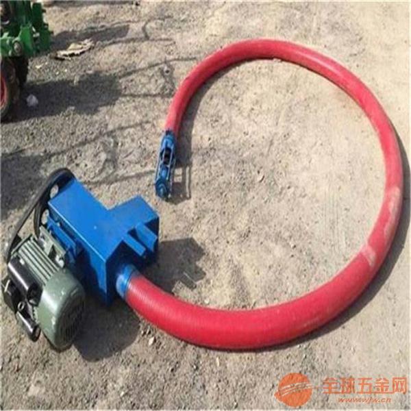 收玉米用软管抽粮机环保粉料输送机