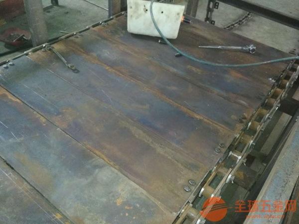鏈板爬坡線耐用垃圾回收鏈板輸送機