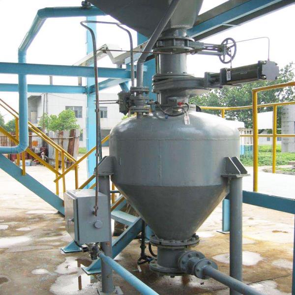粉煤灰清库装车气力输送机高配置 粉煤灰装罐输送机自动
