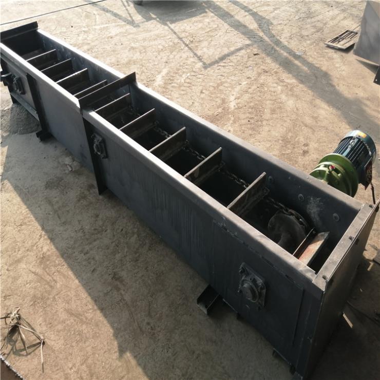 304不锈钢刮板提升机 耐腐蚀有机肥料刮板输送机Lj3
