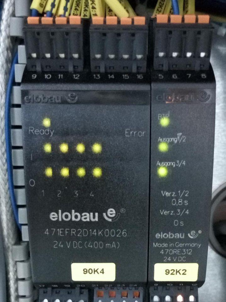 elobau安全模块470EFR2D12K0025