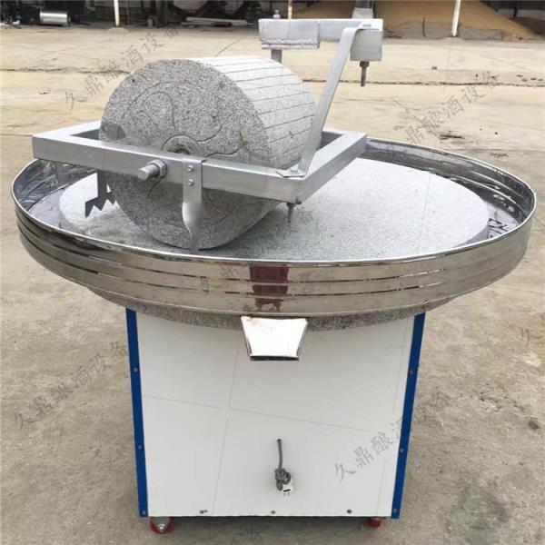 桥东区白纱岩石磨肠粉机供应家用实用豆浆电动石磨机