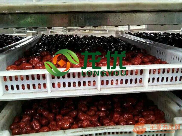 红枣烘干机设备 高温热泵红枣烘干机厂家定制 红枣烘干房