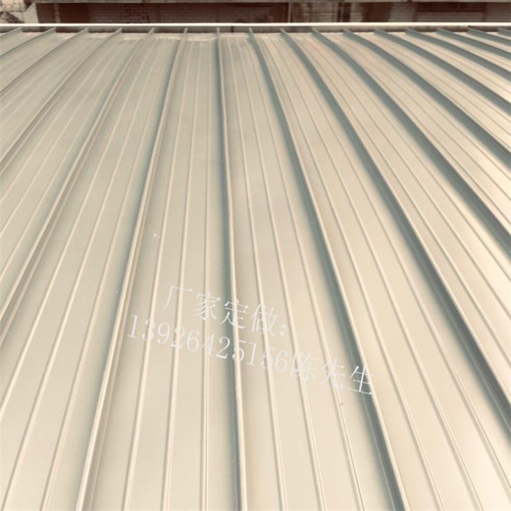 屋面隔热铝板 屋面保温盖板 金属屋面装饰板