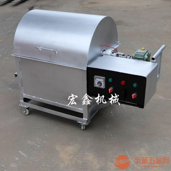 大型电加热炒货机生产