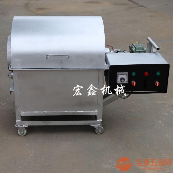 200斤全自动温控炒货机
