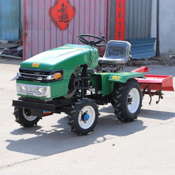 小型四輪拖拉機 蚌埠 35馬力低矮型四輪拖拉機