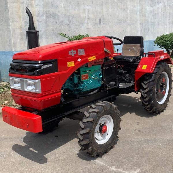 最新小型手扶机 直销旋耕机 柴油蔬菜耕地机