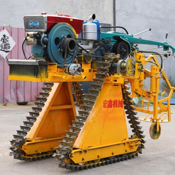大葱大姜收获机 南郊区 脱土干净的出大葱机厂家
