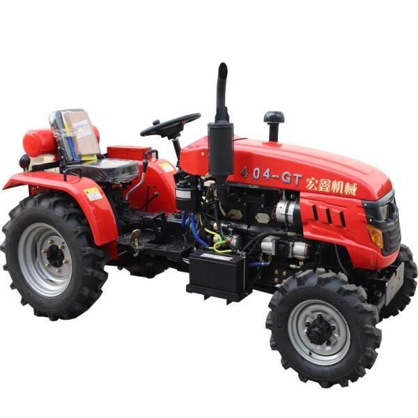 果園大棚專用低矮型旋耕機 廣州 單杠小型四輪拖拉機