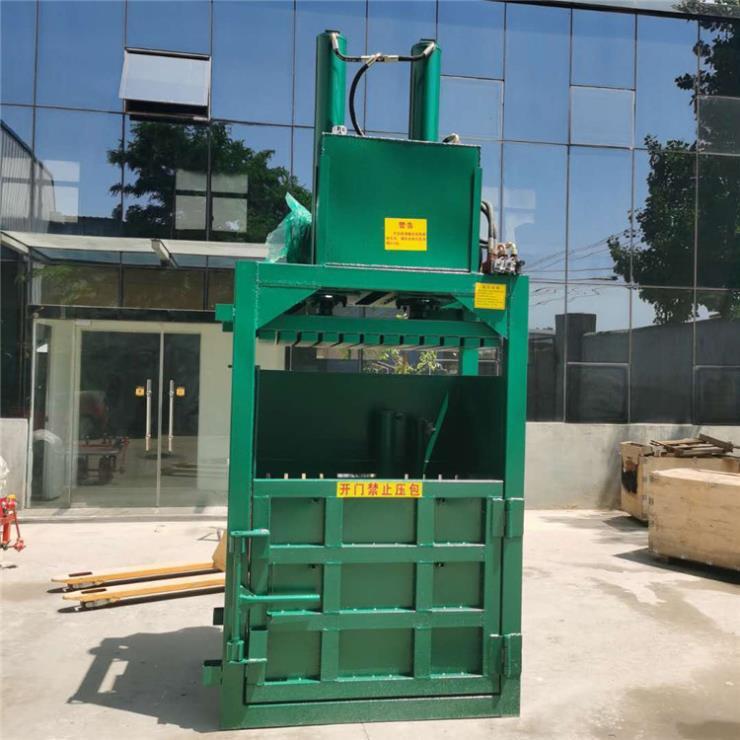 晋城 铁桶挤压打块机型号 硬纸壳吨包袋压块机