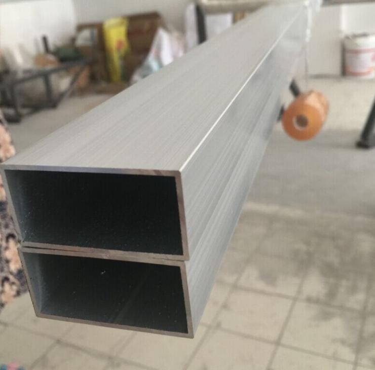 圖樣效果東莞鋁方管格柵產品