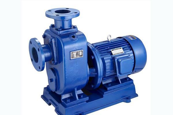 九江80ZX50-25自吸泵 卧式自吸清水泵