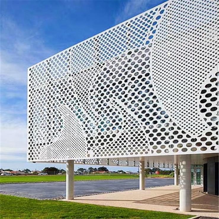 威海造型鋁單板-定制廠家