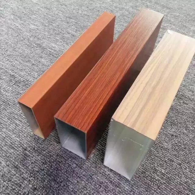 圖樣效果東莞鋁方管格柵熱銷產品