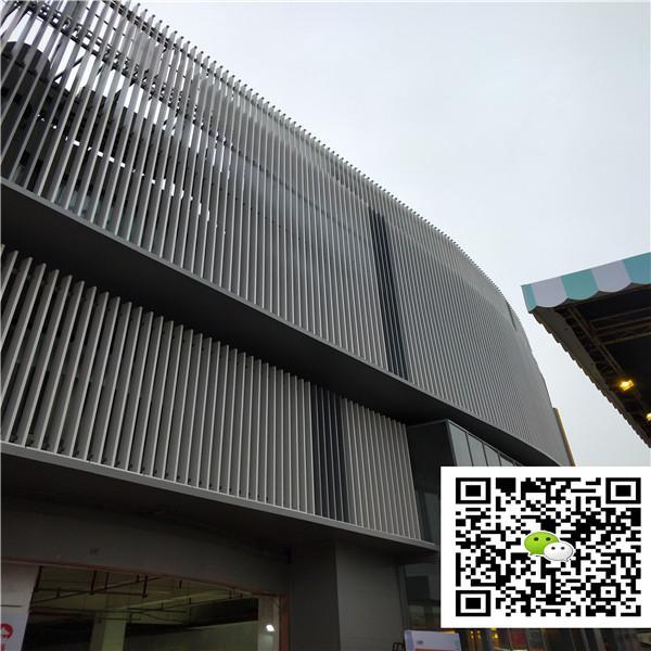 市场改造商洛中国红铝方管安装节点图