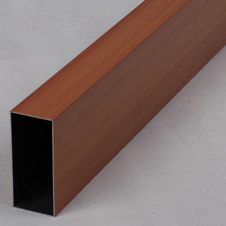 大廈外墻鋁方通烏魯木齊鋁方管規格表熱銷產品