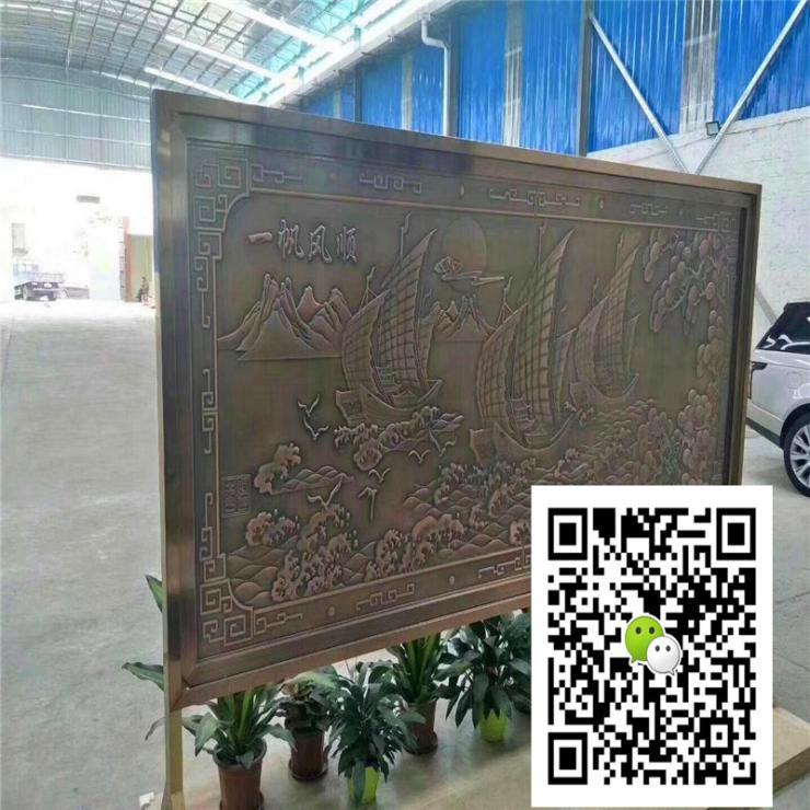 12mm浮雕板-氟碳鋁合金雕花鋁板安裝節點圖