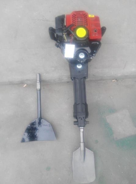 咨询链条式起树机高效快速果园挖树机