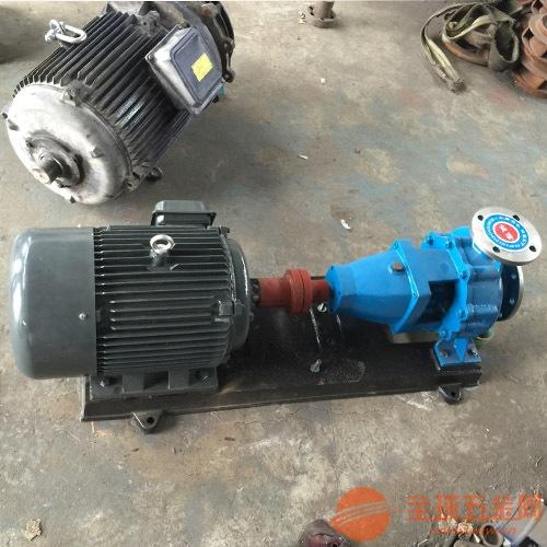 IH80-65-125耐酸化工泵_化工泵用机械密封