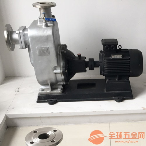供应100ZX95-45自吸式水泵_zx卧式自吸泵