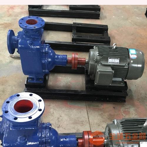 200ZX400-32无堵塞自吸泵_ZX自吸泵零件结构
