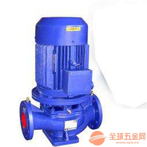 KQL50/185-0.55/4管道泵电机,立式管道离心泵